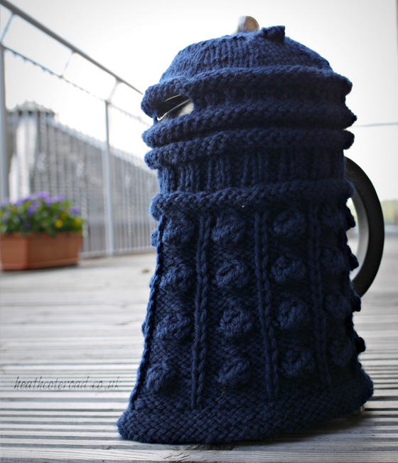 Free Knitting Pattern For Dr Who Scarf : More Dr. Who Knits   free patterns   Grandmothers Pattern Book