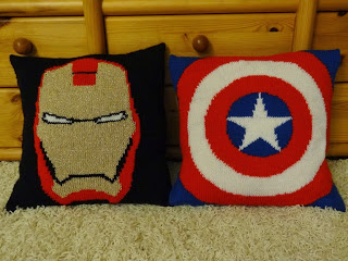 More Knit Superhero Patterns Free Grandmother S