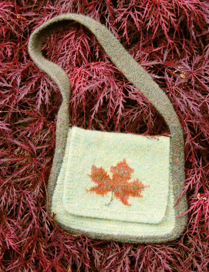 Even More   Leaves and Leaf Designs to Knit for Autumn ...