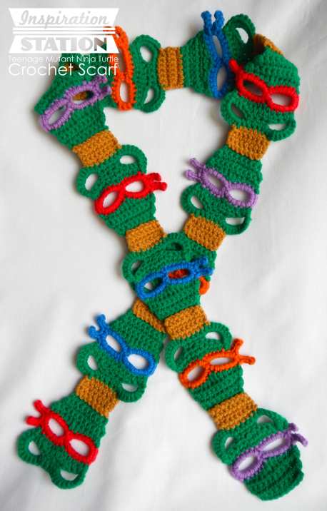 Ninja Turtles to knit and crochet   free patterns   Grandmothers Pattern...