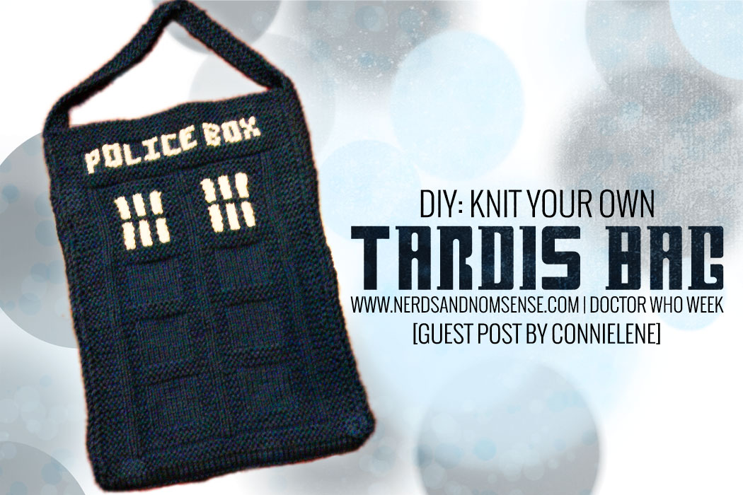 More Dr. Who Knits   free patterns   Grandmothers Pattern Book
