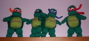 turtles knitting pattern