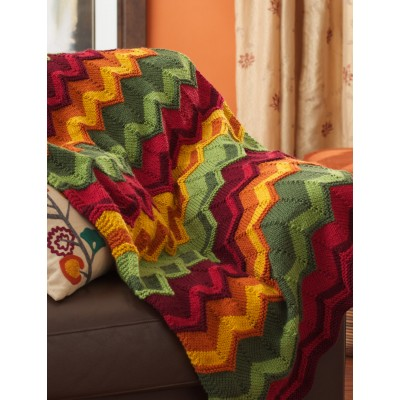 Beautiful Afghans To Knit For Fall Free Patterns