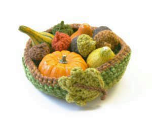 More Autumn Leaves and Leaf Designs to Crochet – free patterns