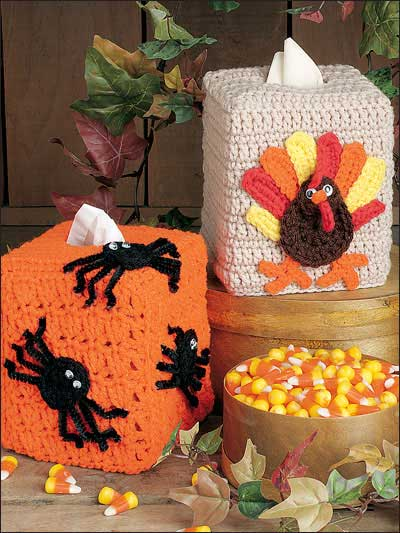 More Crochet For Thanksgiving Free Patterns