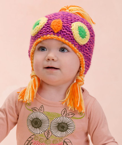 Free Knitted Owl Hat Pattern : Knit Animal Hats for Babies, Children and Adults   free patterns   Grandmothe...