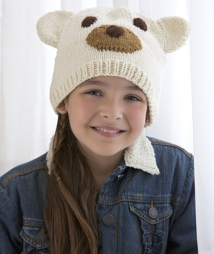 Knit Animal Hats for Babies, Children and Adults   free patterns   Grandmothe...