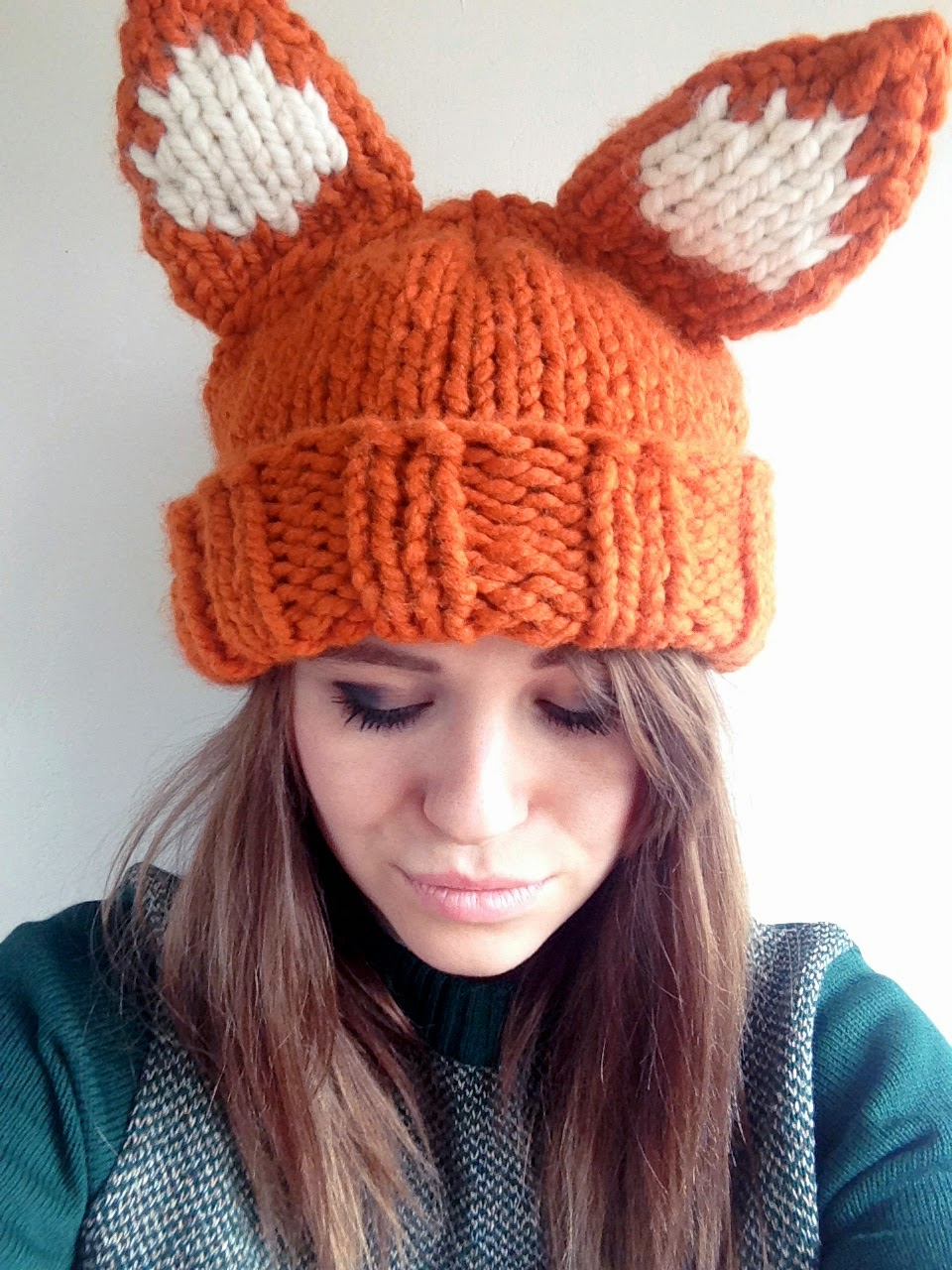 Animal Hat Knitting Patterns : More Animal Hats to Knit   free patterns   Grandmothers Pattern Book