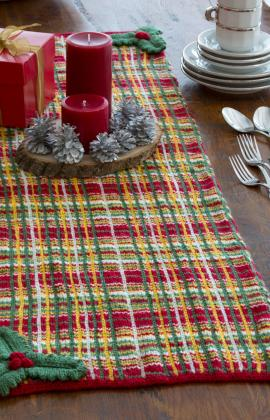 Knit Table Runners Free Patterns Grandmother S Pattern