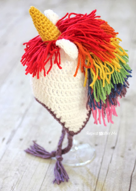 Free Crochet Animal Hat Patterns For Adults : A Few More Animal Hats to Crochet -free patterns ...