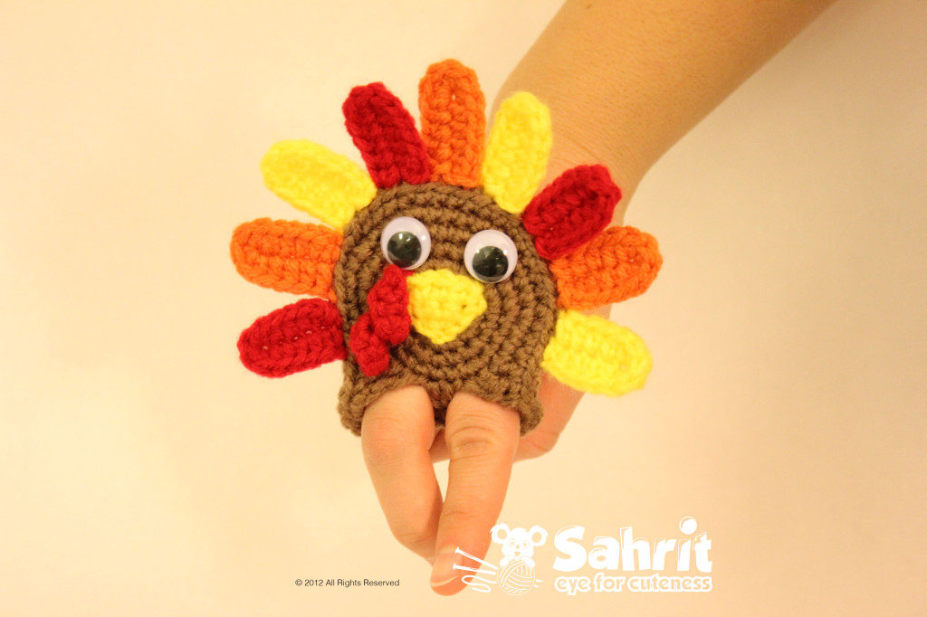 More Crochet for Thanksgiving – free patterns
