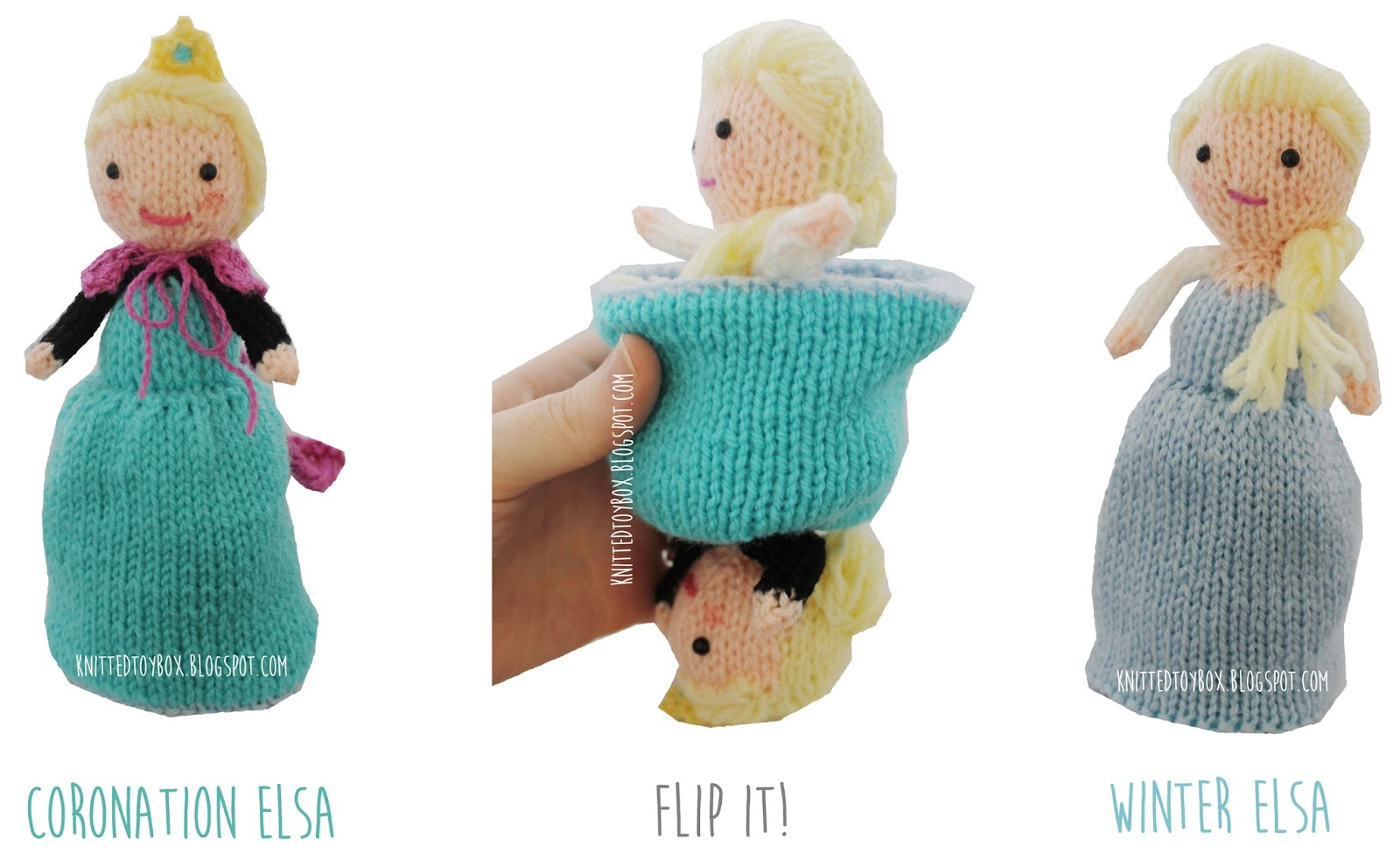 Knitting Patterns For Frozen : Frozen Inspired   patterns to knit -free   Grandmothers ...
