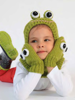 Knit Animal Hats for Babies, Children and Adults – free patterns ...