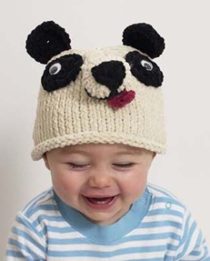 FREE KNITTING PATTERNS CHILDRENS ANIMAL HATS - VERY SIMPLE