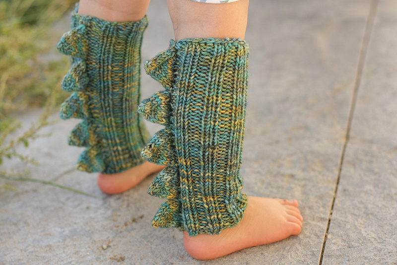 Two Dozen More Legwarmers to Knit – free patterns