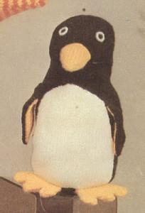 Druggie Penguin