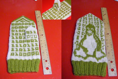 A few more Penguins to Knit – free patterns