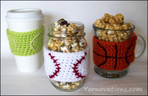 caramel-corn-recipe-and-crochet-baseball-cozy