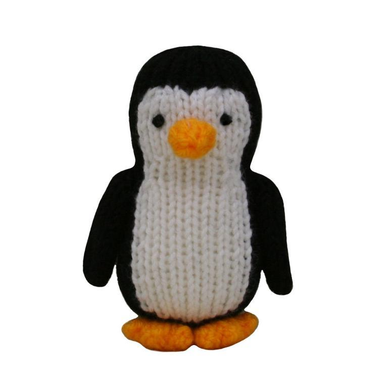 A few more Penguins to Knit   free patterns   Grandmothers Pattern Book