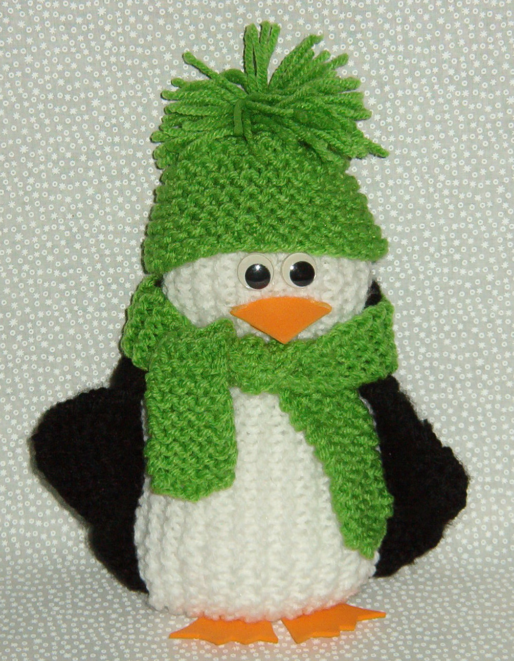 Knitting Pattern For Penguin : A few more Penguins to Knit   free patterns   Grandmother ...