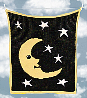Crochet The Moon And The Stars Free Patterns