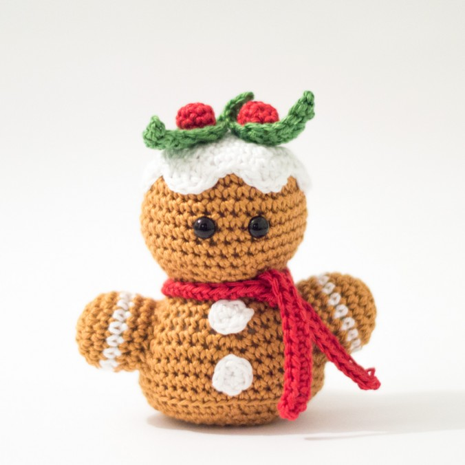 Gingerbread to Crochet   free patterns   Grandmothers Pattern Book
