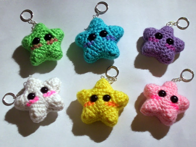 Crochet the Moon and the Stars – free patterns – Grandmother\'s ...