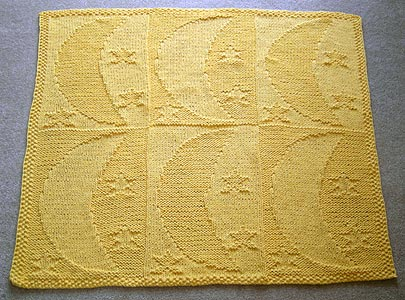Knit The Moon And The Stars Free Patterns Grandmothers Pattern Book