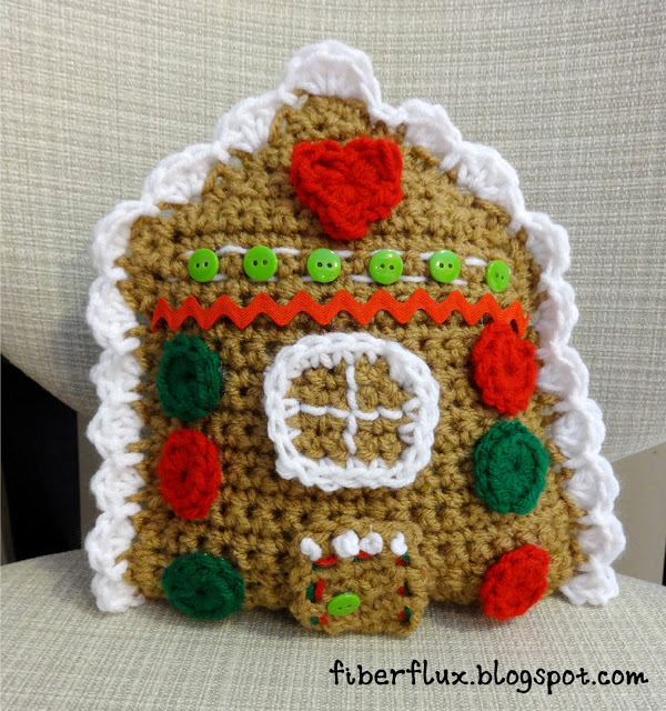 Gingerbread To Crochet Free Patterns Grandmother S