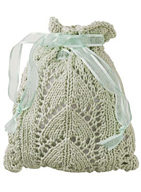 Knitting Pattern For Book Bag : Little Purses and Bags to Knit for Spring   free patterns   Grandmothers...