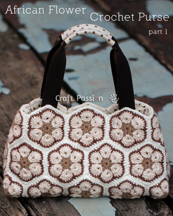 A Flower Garden of Purses, Bags and Totes to Crochet for ...