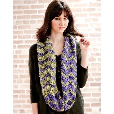 Crochet Infinity Scarves and Cowls – free patterns – Grandmother\'s ...
