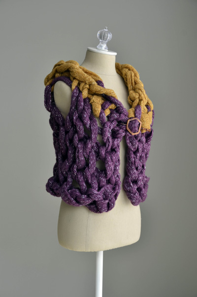 More Pretty Vests to Knit for Spring – sizes small to 3x – free patterns