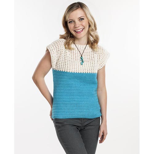 Pretty Vests to Crochet for Spring