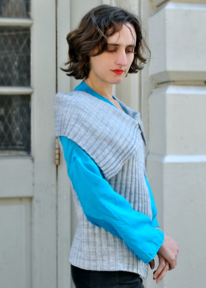 More Pretty Vests to Knit for Spring – sizes small to 3x – free patterns – Grandmother's Pattern ...