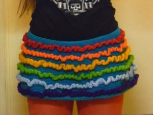 Crochet a Skirt for Spring – free patterns