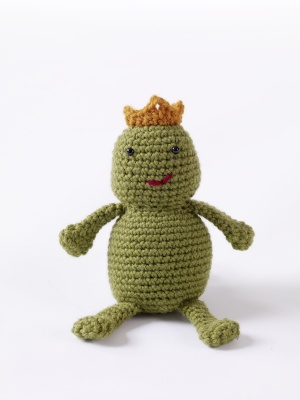 Reader Request Crochet A Frog Free Patterns Grandmothers