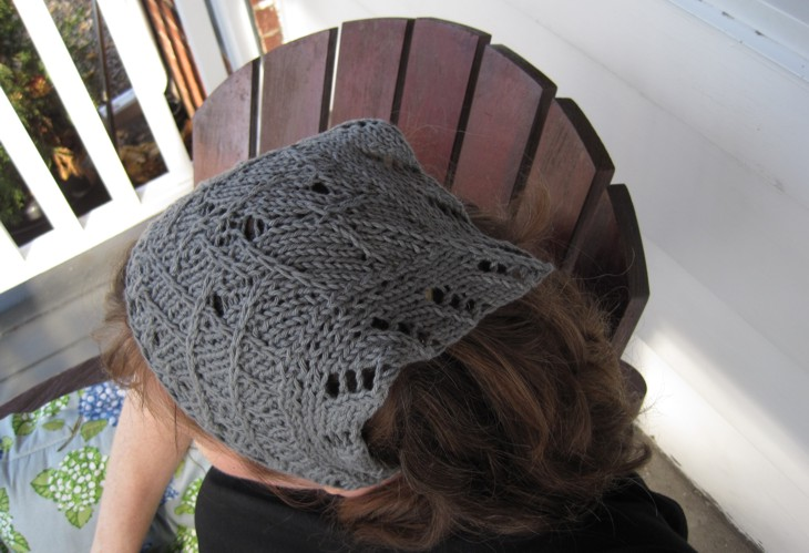 ... Hair/Head Coverings - free patterns - Grandmothers Pattern Book