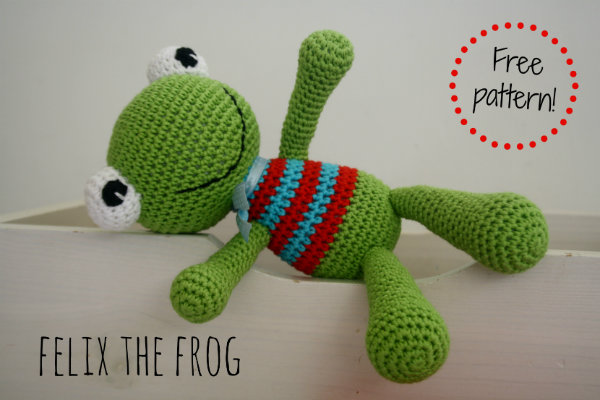 reader request crochet a frog free patterns grandmother 39 s pattern book. Black Bedroom Furniture Sets. Home Design Ideas
