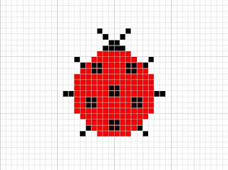 Ladybugs to Knit for Spring   free patterns   Grandmothers Pattern Book
