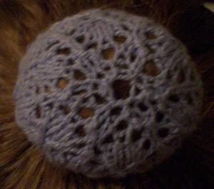 Free Snood Knitting Patterns : Knit Snoods, Hair/Head Coverings   free patterns   Grandmothers Pattern ...