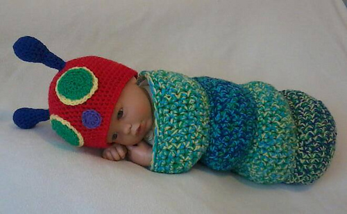 More Bugs To Crochet Free Patterns Grandmother S