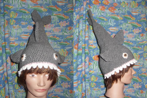 A Few More Fish Theme Patterns To Crochet Free