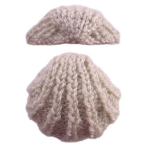 Seashell Knitting Pattern : Knitting Sea Shells   free patterns   Grandmothers Pattern Book