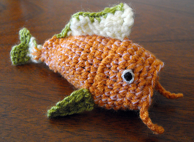 More Fish Theme Patterns to Crochet ? free ? Grandmothers ...