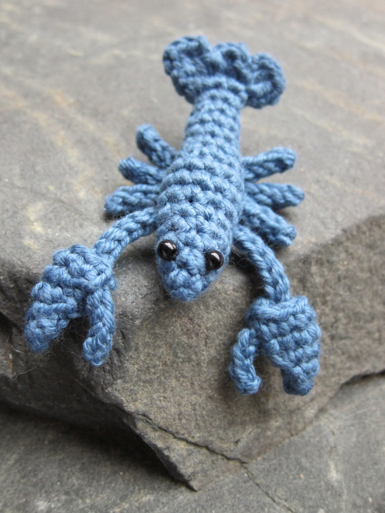 Free Crochet Patterns For Sea Animals : More Sea Creatures to Crochet ? free patterns ...