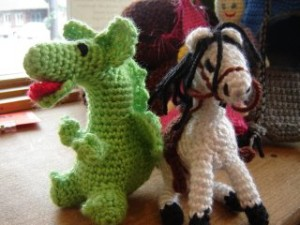 Dragon and Steed front