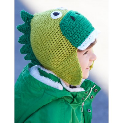 Dinosaurs To Crochet Free Patterns Grandmothers Pattern Book