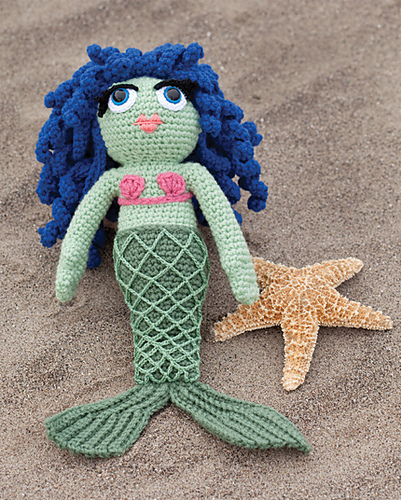 Reader Request   Knit and Crochet Mermaids   free patterns ...
