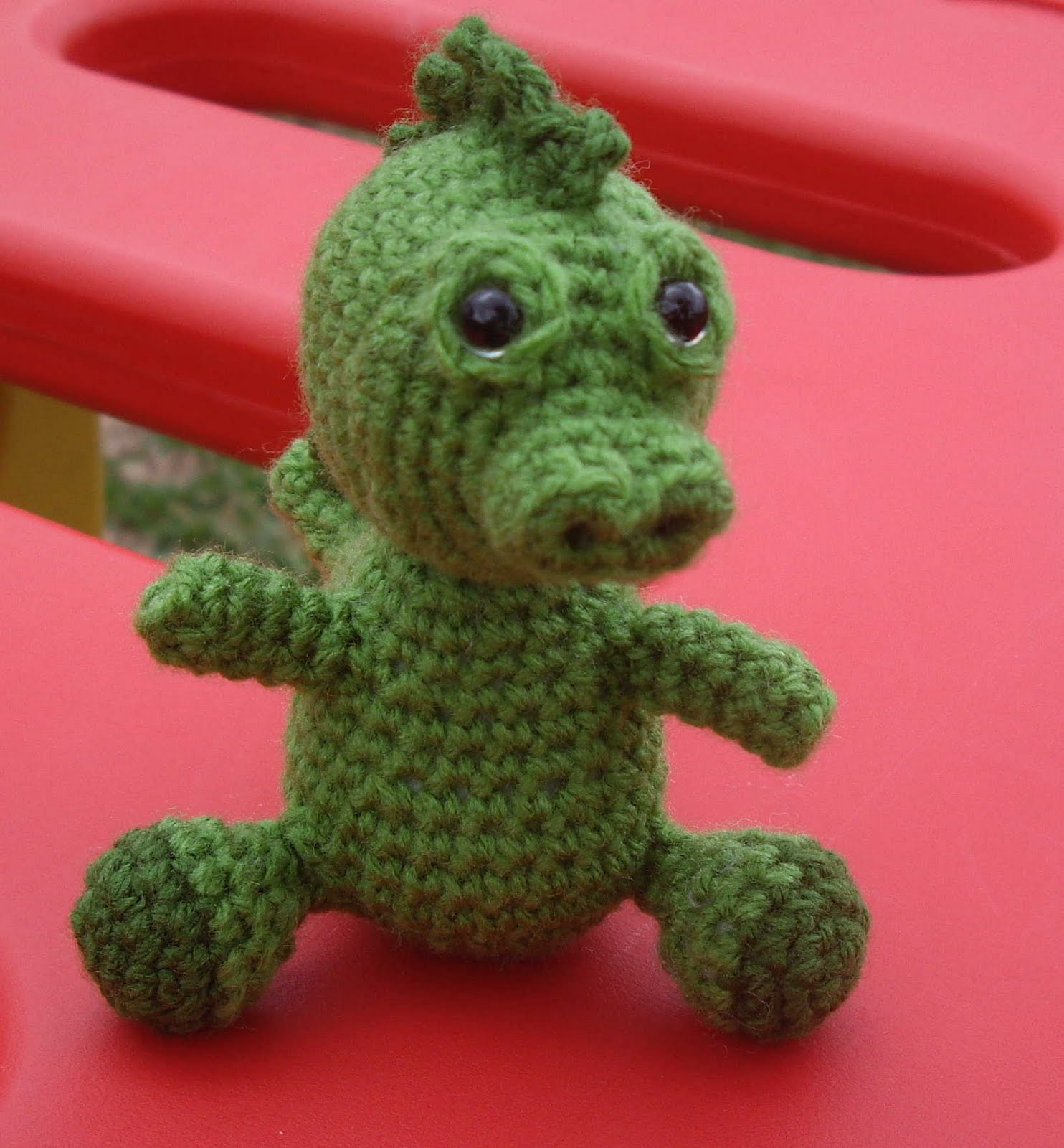 Dragons to Crochet ? free patterns ? Grandmothers Pattern ...